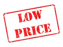 low-price-inscription-red-rubber-stamp-37583876
